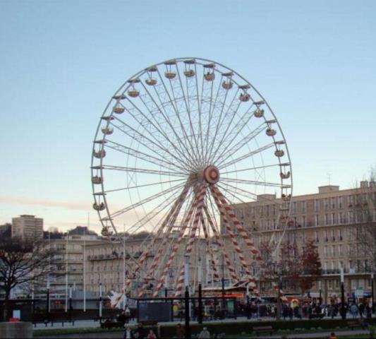 Location de grande roue : Spécialiste dans la location de manège