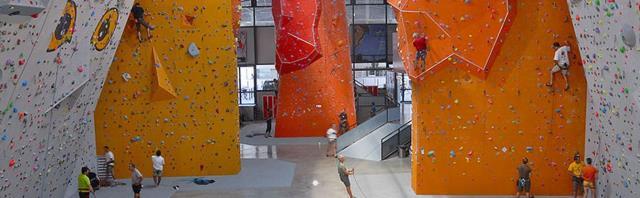 GECCO : Votre location de mur d'escalade mobile