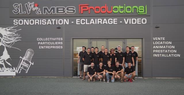 SLV PRODUCTIONS : PRESTATAIRE ANIMATEUR / DJ