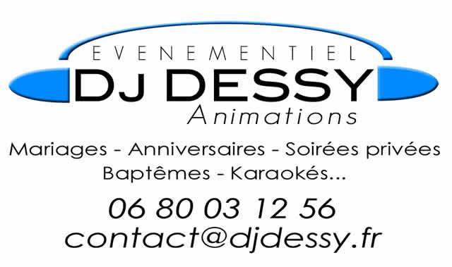 Dj DESSY Animations : Animation pour toutes vos soirées