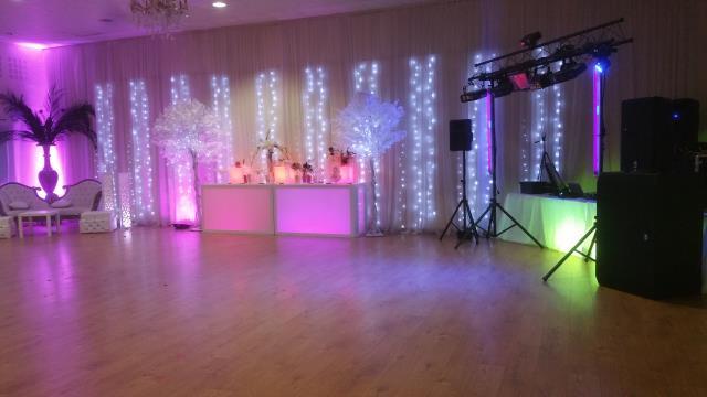 DJ Sly - Sonorisation et eclairage : Besoin de danser toute la nuit ?