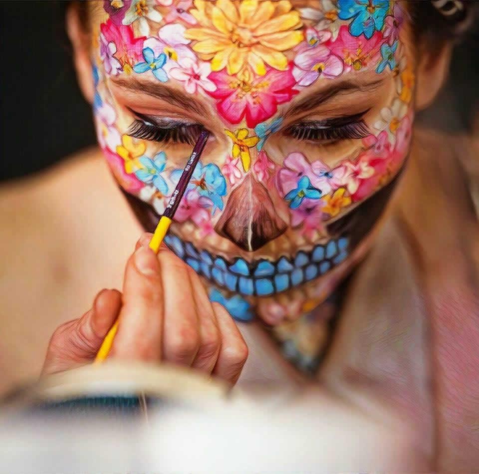 Marie Blin Makeup : De super maquillages pour tout evenement