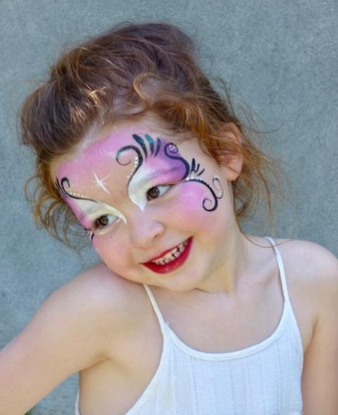 Maquillage enfants : maquilleuse enfants - MAKEUP KIDS