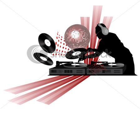 Disco Fun : Dj Animation