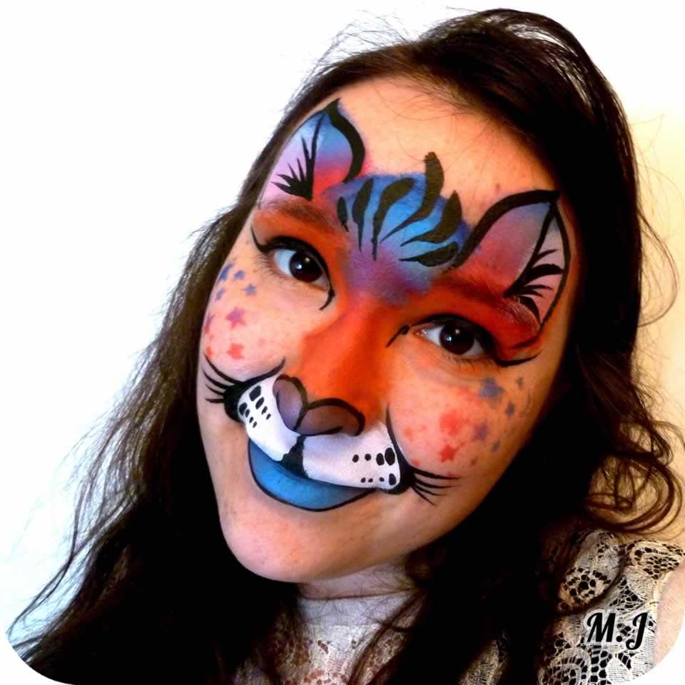 Mathilde Jacober : Ateliers de maquillage pour enfants