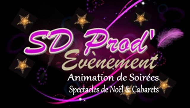 SD PROD ÉVÉNEMENT : SOIREES DJ ET SPECTACLES