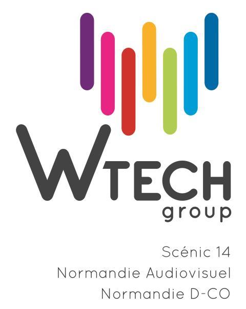 WTECH GROUP : Le référent technique de votre evènement