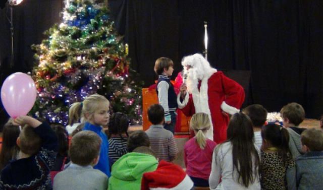 Les Yeux d'Artifice : Spectacle pour Arbre de de Noël CE