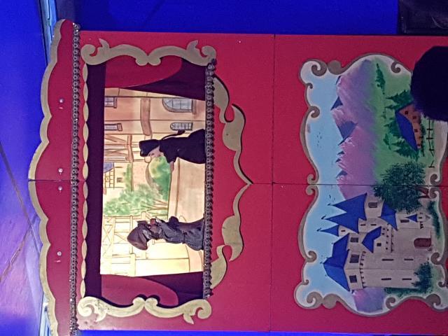La feerie des marionnettes : Spectacle de marionnettes