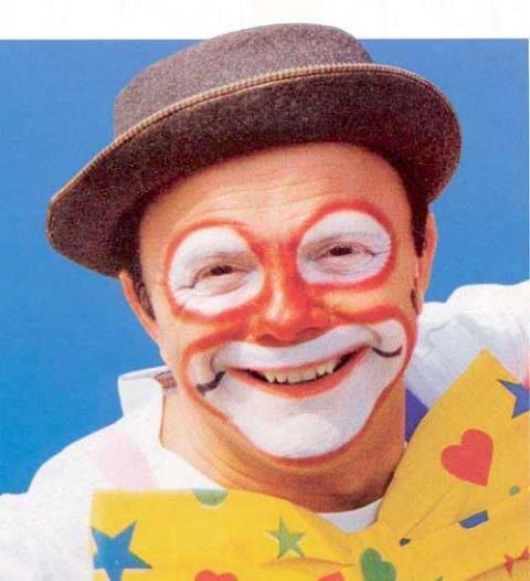 LES ENFANTS D'ABORD : Le clown  qu'il vous faut absolument