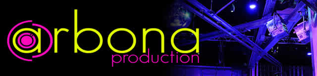 ARBONA PRODUCTION : PRESTATION DJ