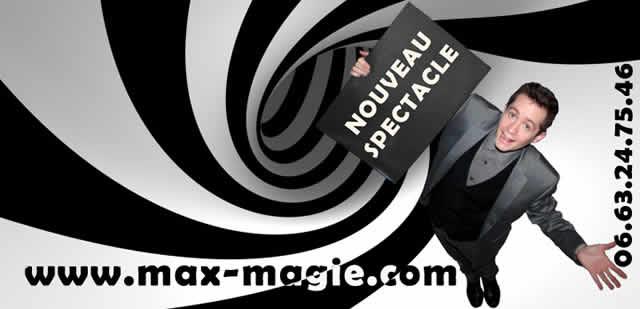 max magicien professionnel  : magicien professionnel