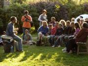 Le tétras Lyre : Conteur tout public