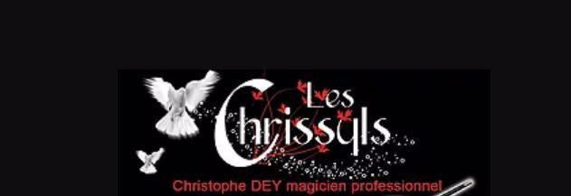 christophe dey les chrissyls : magicien professionnel