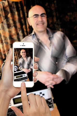DJ BALLROOM : DJing VJing sono lumier videoproj karaok