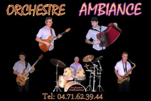 Orchestre AMBIANCE