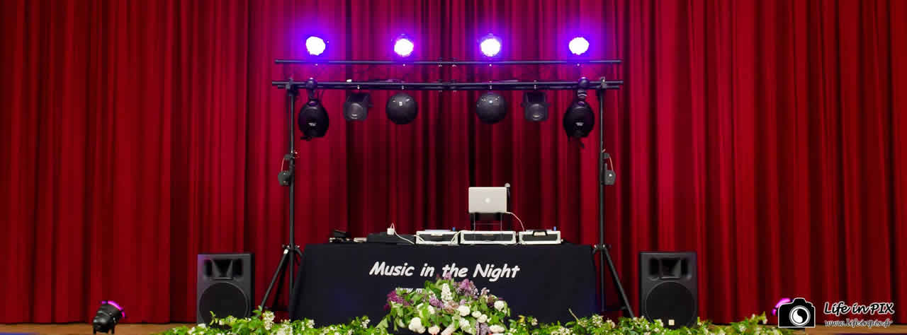 Music in the Night : DJ Sonorisation, Eclairage et Animation