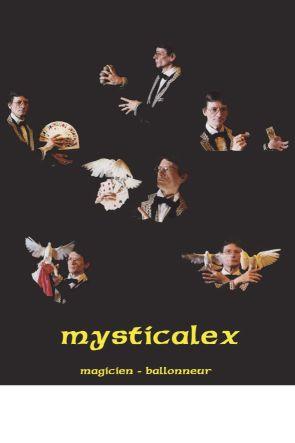 Mysticalex : Un magicien pour petits et grands