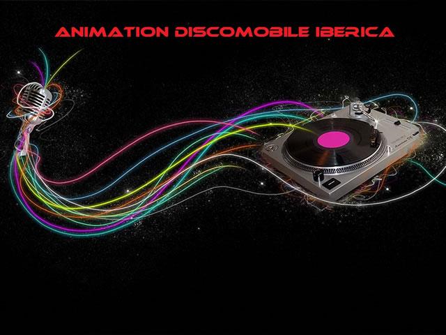 animation discomobile IBERICA : Animation pour soirées