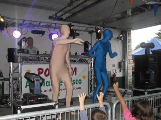animation ambiance-disco : animation toutes soirée dansantes