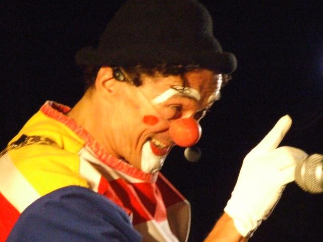 FINO le clown