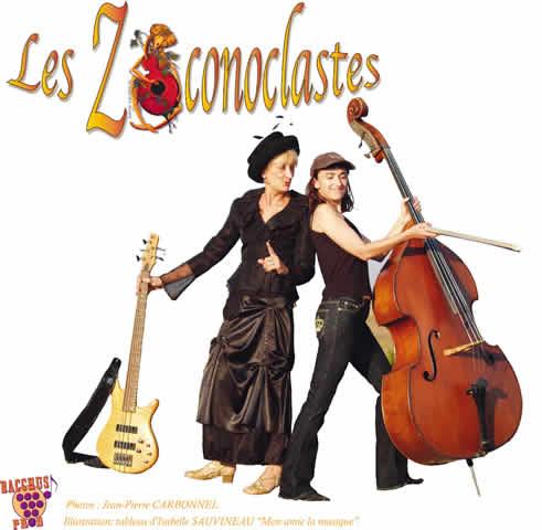Les Ziconoclastes : Spectacles musicaux pour enfants.