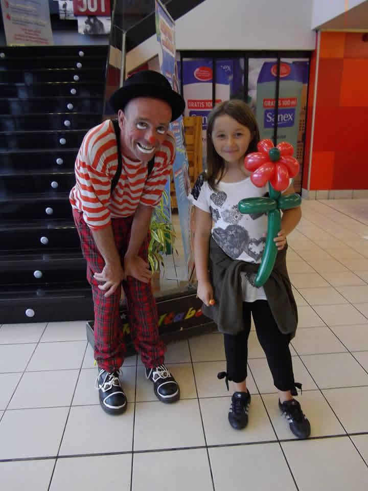 Roultaboul le clown : Spectacle pour enfant à domicile
