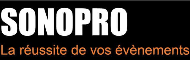 sonopro  : animation DJ, sonorisation éclairage