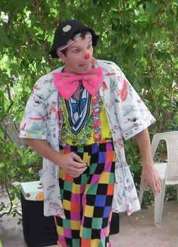 toto le clown : Clownerie, jonglerie et pitrerie