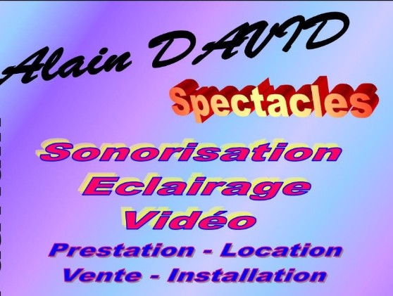 ANIMATION SPECTACLE SONORISATION