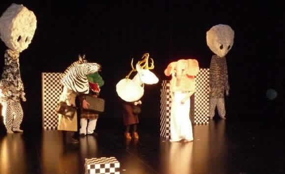 Théâtre Ispoug : Cie de théâtre professionnelle