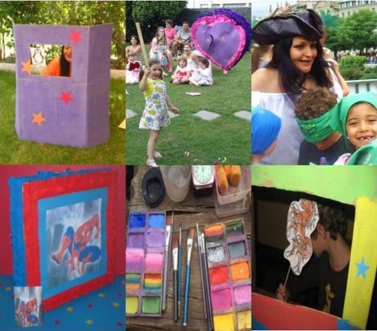 Piñata&Bonbons  : Animations anniversaires enfants