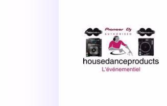 HOUSEDANCEPRODUCTS : DJ animateur