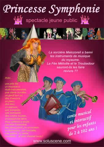 SOLUSCENE : spectacles pour enfants, contes et activités