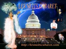 LES NUITS CABARET : Spectacle Cabaret Transformiste