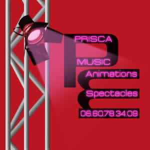 PRISCAMUSIC : Animations Spectacles Evenements