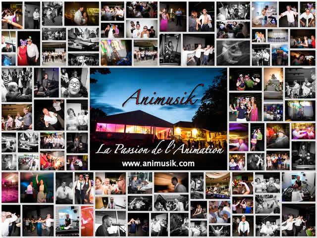 ANIMUSIK : Animation DJ