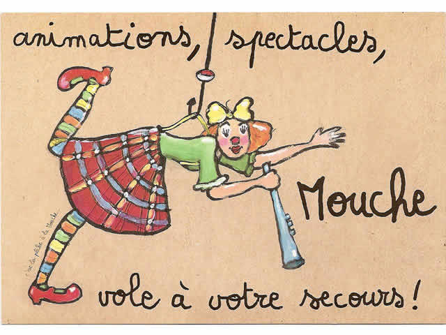 mouche le clown : Clown spectacles, animations pour enfants