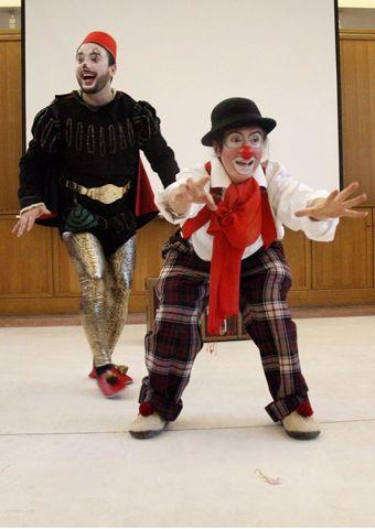 Jojo Le Clown : Animations Clown, à domicile.