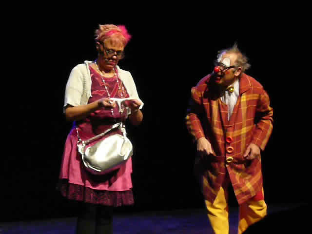 Awerell et Patoune : Duo de clowns professionnels