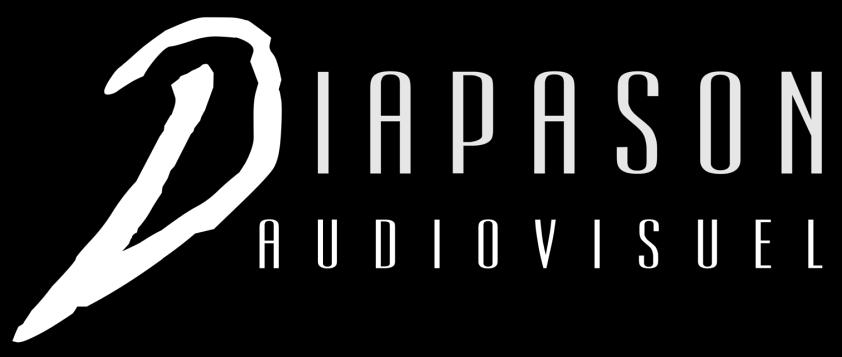 DIAPASON audiovisuel : Vente et location sono, vidéo, éclairage