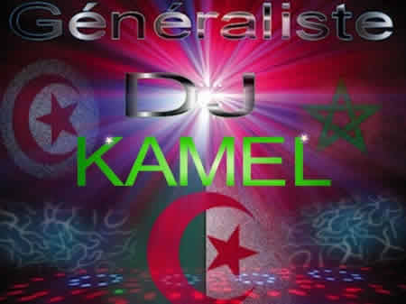 dj kamel : dj oriental & mixte