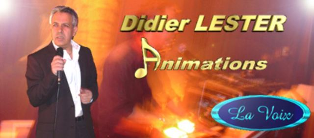 Didier LESTER Animations