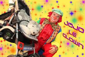 Jojo le clown : Clown/Magicien,Sculpteur sur ballons