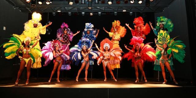 Couleur des Tropiques : Compagnie de spectacle vivant
