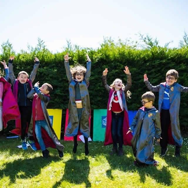Choupa'Fête : Agence d'animations pour les enfants
