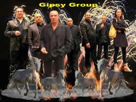 Angelo et le Gipsys Group