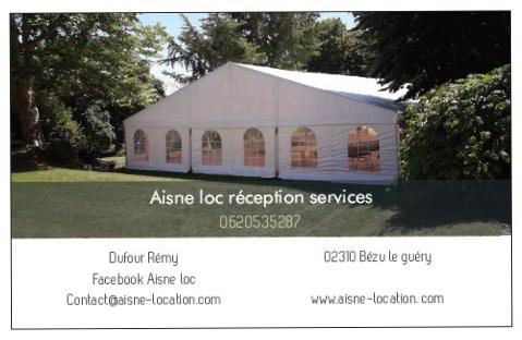 aisne loc reception services