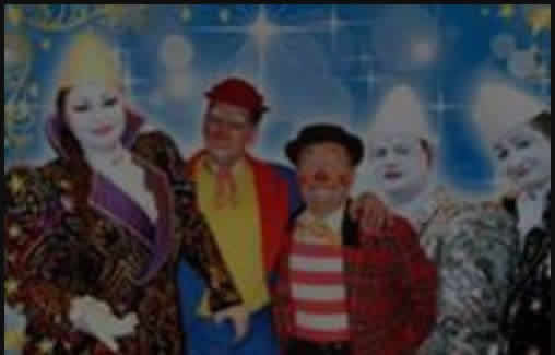 les clowns en folie : clowns musicaux