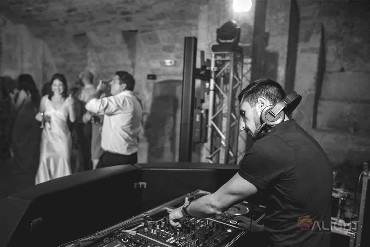 GALIGHT : DJ-SONORISATION
